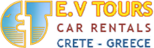 E.V.Tours Car Rental - Online car reservation system