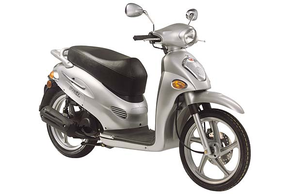 KYMCO  - PEOPLE 50 cc or similar