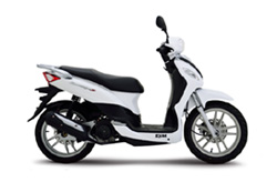 Sym - Symphony 125cc | Rent a car in Zakynthos, Rent a scooter in Zakynthos, Car rental Zakynthos