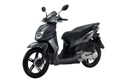 Sym - Symphony 50cc | Rent a car in Zakynthos, Rent a scooter in Zakynthos, Car rental Zakynthos