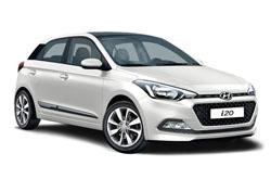 Hyundai - i20 DIESEL | Rent a car in Zakynthos, Rent a scooter in Zakynthos, Car rental Zakynthos