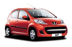 Peugeot - 107 1000cc | Rent a car in Zakynthos, Rent a scooter in Zakynthos, Car rental Zakynthos
