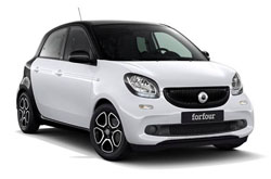 Smart - ForFour | Rent a car in Zakynthos, Rent a scooter in Zakynthos, Car rental Zakynthos