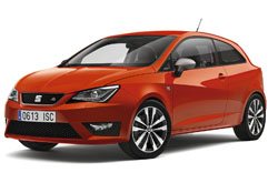 Seat - Ibiza AUTOMATIC | Rent a car in Zakynthos, Rent a scooter in Zakynthos, Car rental Zakynthos