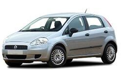 Fiat - Grande Punto 1.3cc or similar