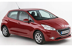 Peugeot - 208 1.3 cc or similar