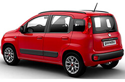Fiat - Panda 1.2 cc or similar
