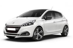 Group F - - (Peugeot 208 automatic or similar)