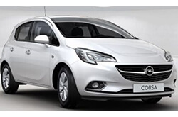 Opel - Corsa 1.3 cc or similar
