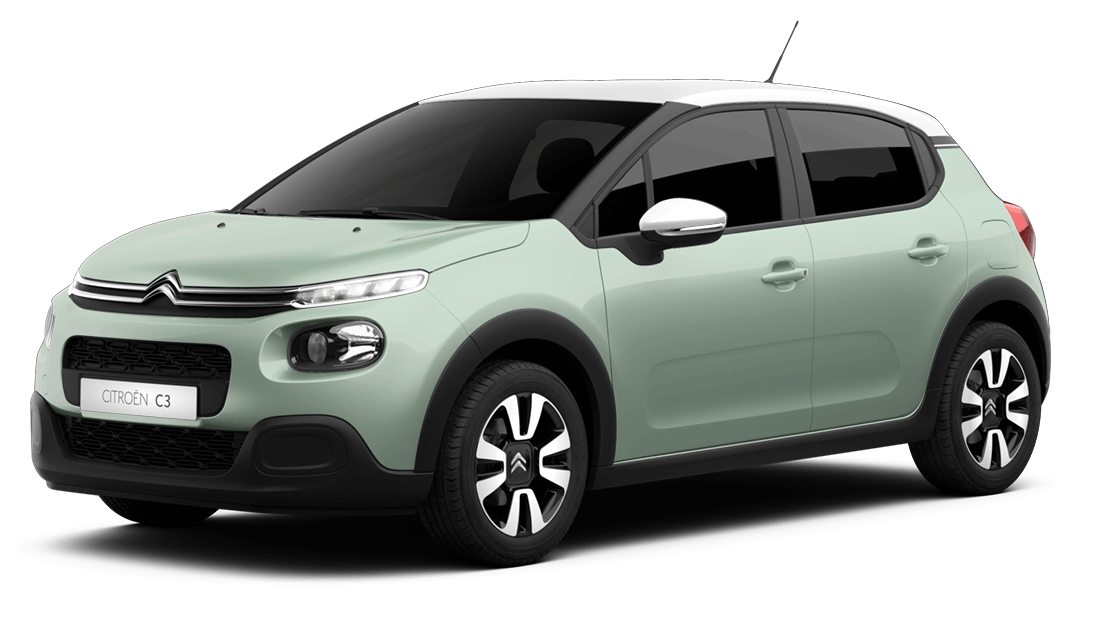 Citroen - C3 or similar