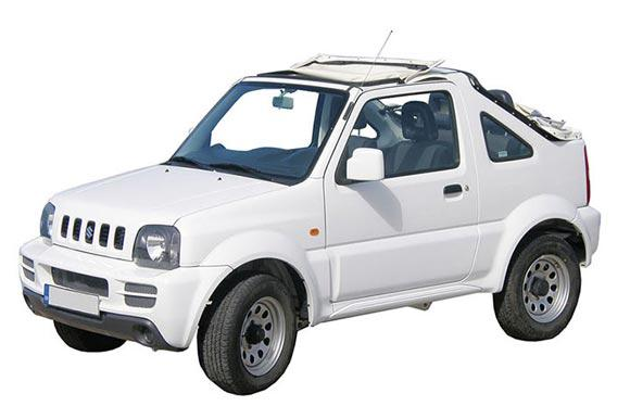 Suzuki - Jimny Open Top or similar