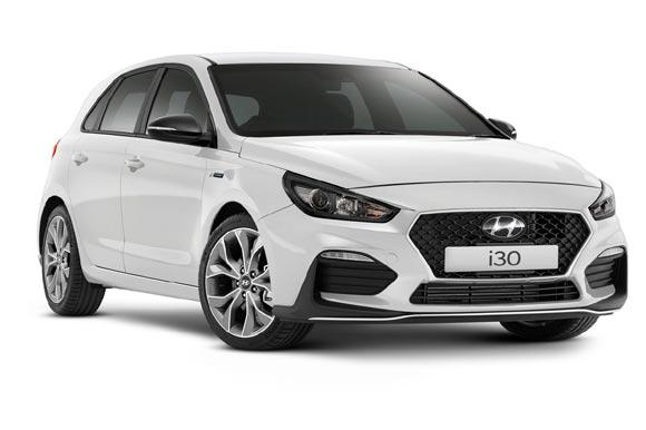 Hyundai - i30  or similar