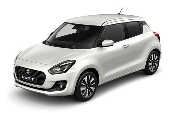 Suzuki - Swift or similar