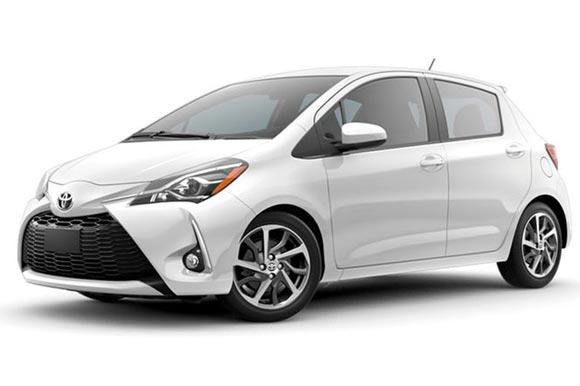 Toyota - Yaris Diesel or similar