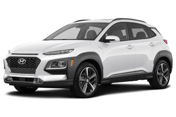 Hyundai - Kona or similar