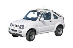 Suzuki - Jimny Cabrio Jeep 4X4