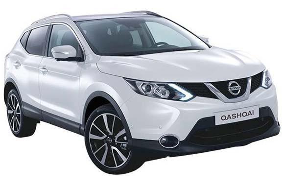 Nissan - QASHQAI or similar
