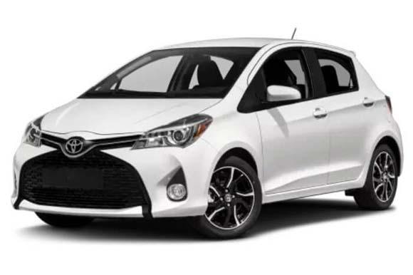 Toyota - Yaris or similar