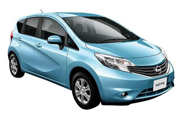 Nissan - Note or similar