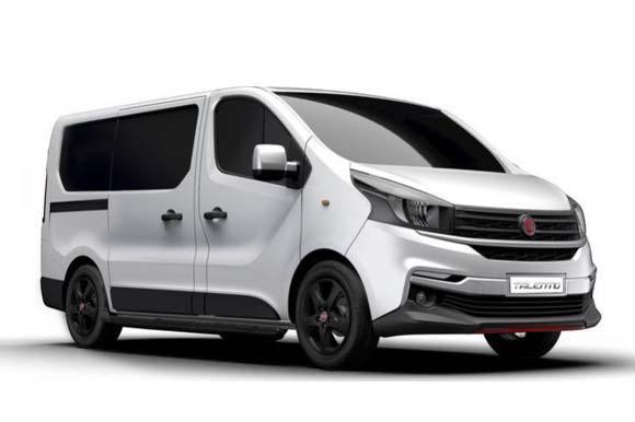 Fiat - Talento or similar
