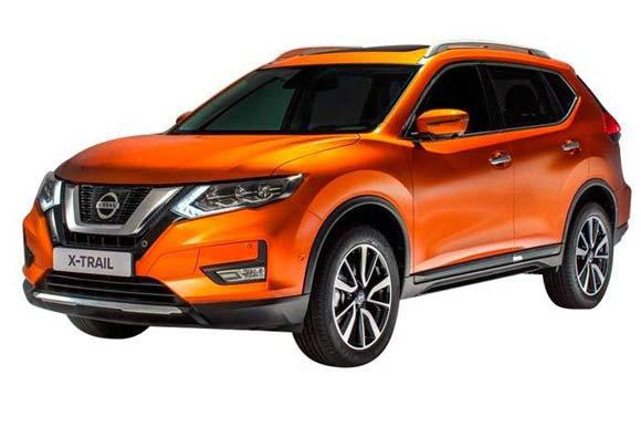 Nissan - XTRAIL or similar