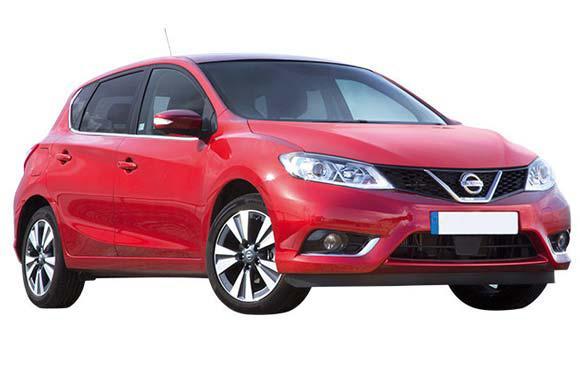 Nissan - Pulsar or similar