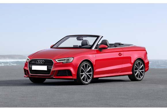 Audi - A3 Cabrio or similar