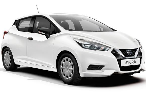 Nissan - New Micra or similar