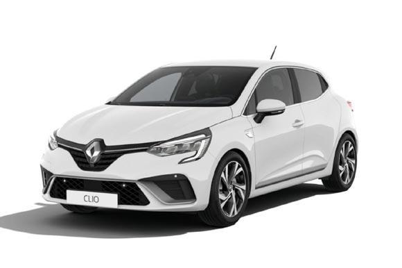 Renault - Clio or similar