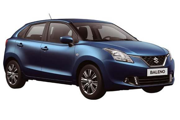 Suzuki - Baleno or similar