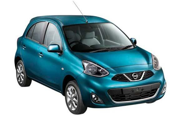 Nissan - Micra or similar