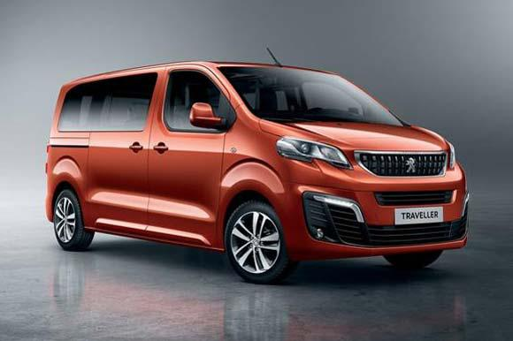 Peugeot - Traveller or similar