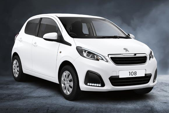 Peugeot - 108 or similar
