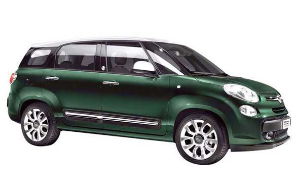 Fiat - Living 500L or similar