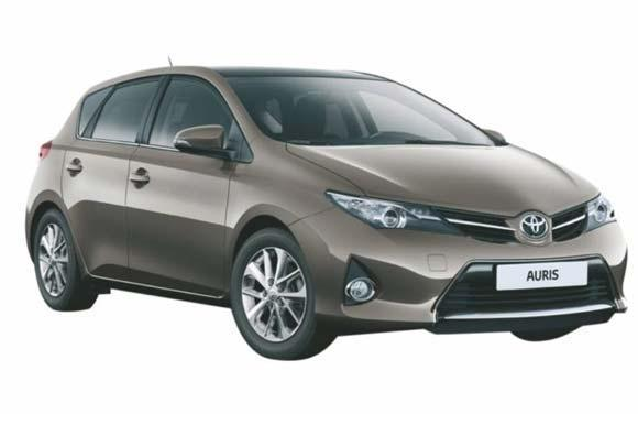 Toyota - Auris or similar