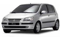 Hyundai - Getz or similar