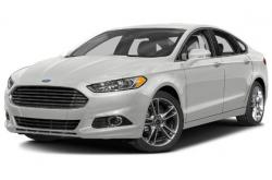 Ford - Fusion or similar