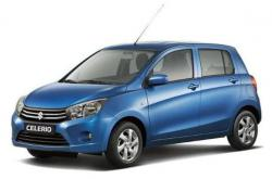 Suzuki - Celerio or similar
