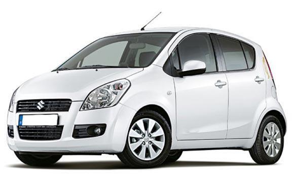 Suzuki - Splash or similar