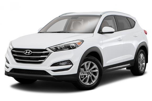 Hyundai - Tucson or similar