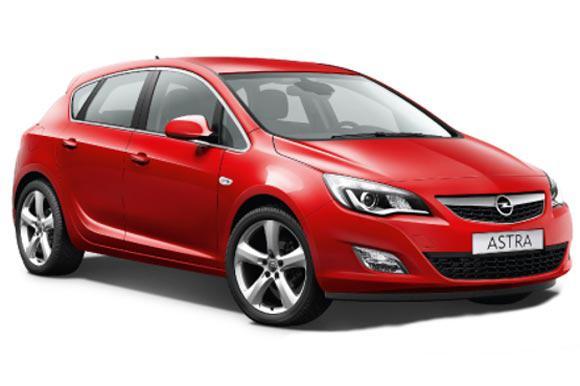 Opel - Astra or similar
