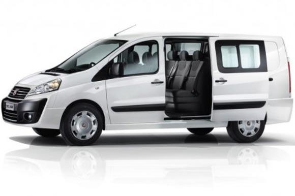 Fiat - Scudo or similar