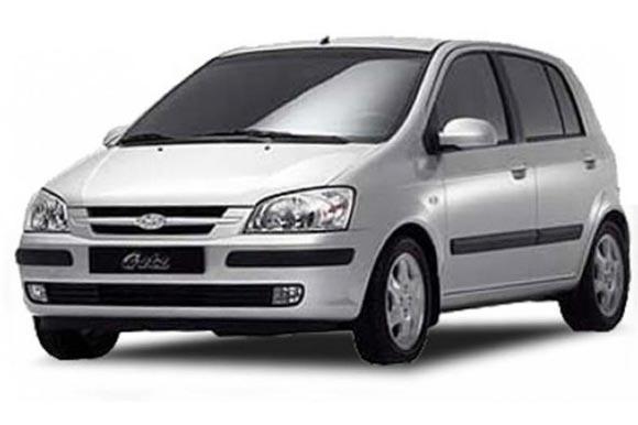 Hyundai - Getz or similar