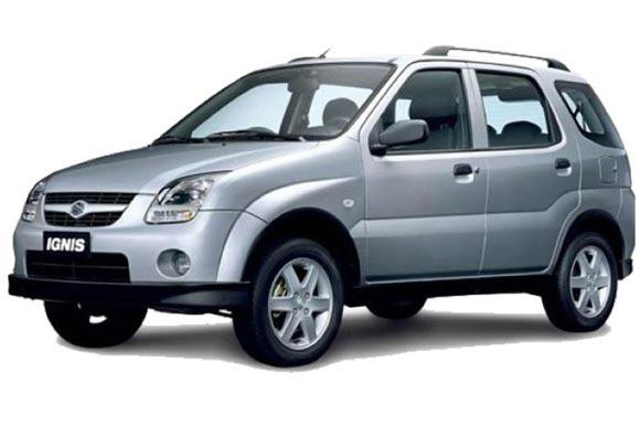 Suzuki - Ignis or similar