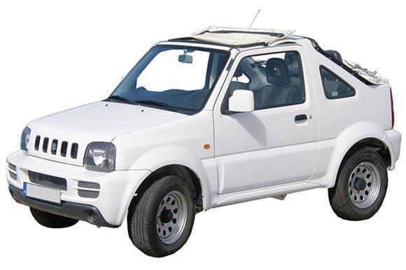 Suzuki - Jimny or similar