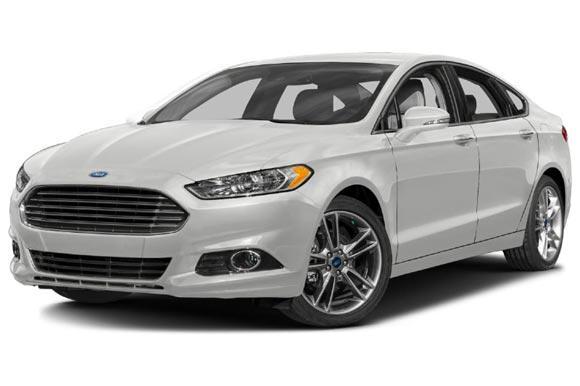 Ford - Fusion or similar