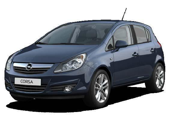 Opel - Corsa Diesel