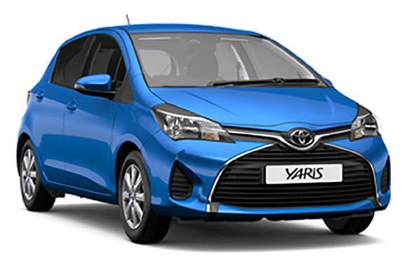 Toyota - Yaris Diesel