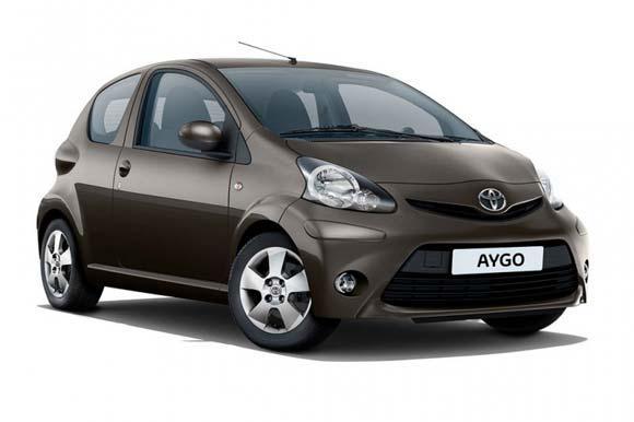 Toyota - Aygo Automatic