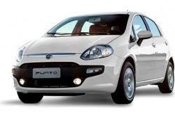 Fiat - Punto or similar